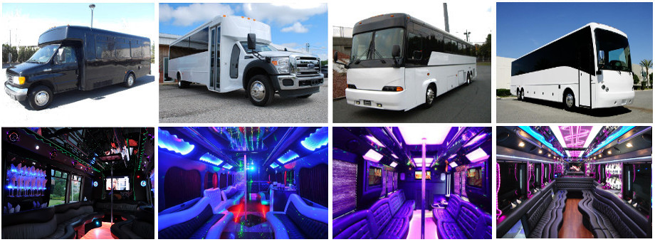 Party Buses for rent