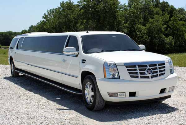 Cadillac Escalade limo Lexington