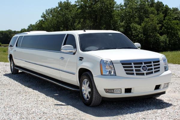 Cadillac Escalade limos lincoln
