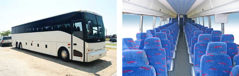 Charter Bus Rental Lincoln NE