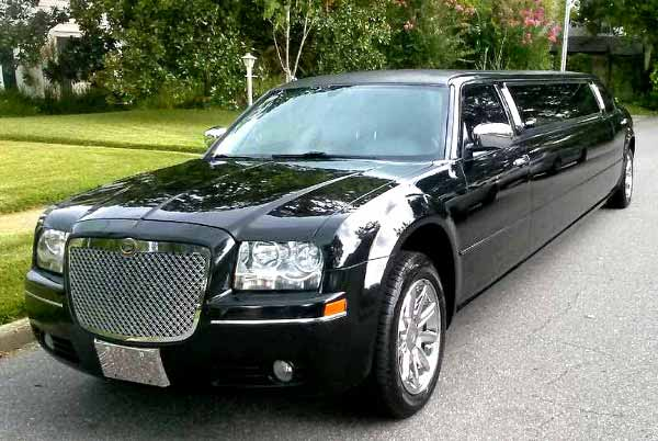 Chrysler 300 limo service Broken Bow