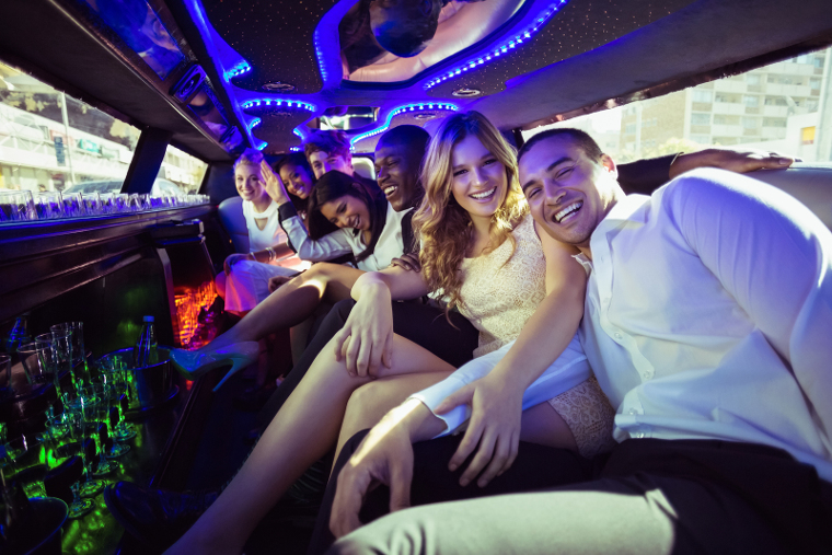 birthday party limo party bus lincoln ne