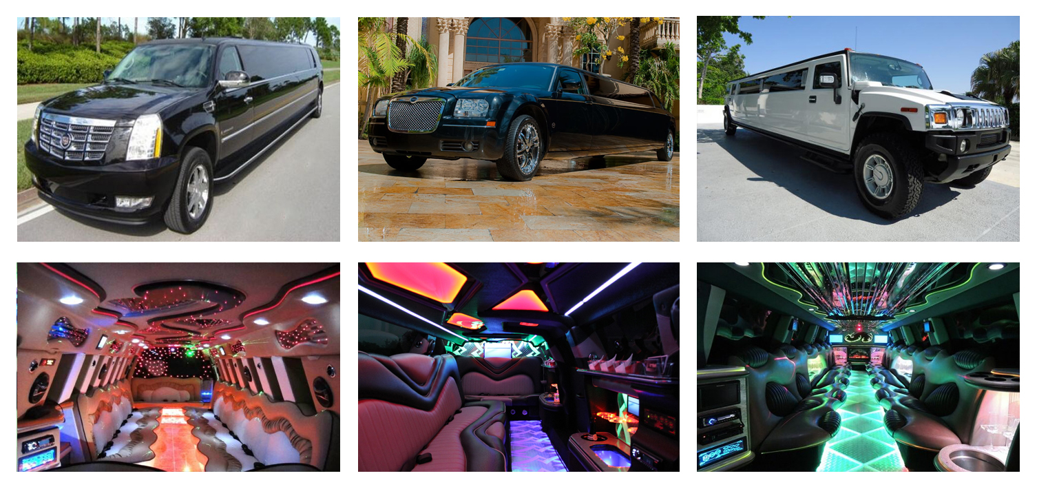 kids party limo rentals
