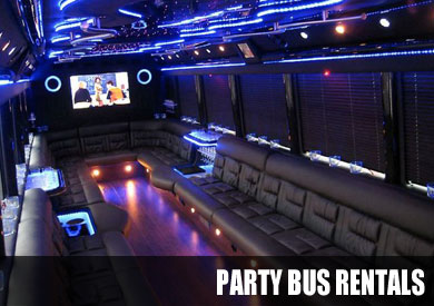party bus rental Lincoln