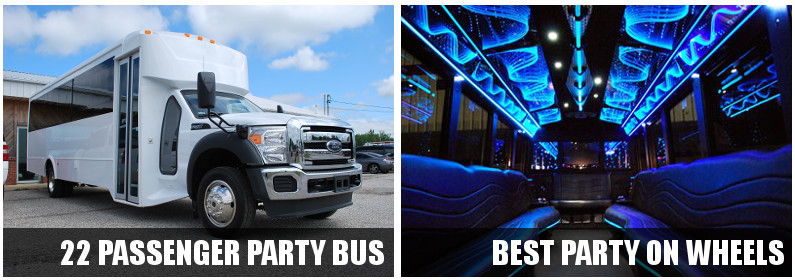 party buses always for rent in lincoln