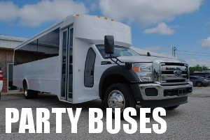 party buses in lincoln