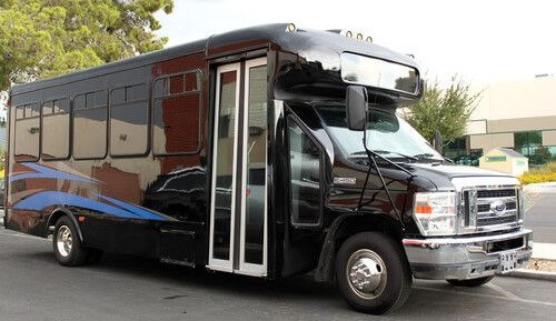 Lincoln 18 Passenger Party Bus